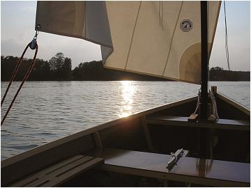 4米长DIY帆船设计图