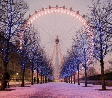伦敦眼~幸福摩天轮